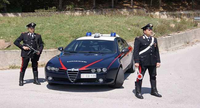 Reggio Calabria, picchia fratello e gli prende la moto. Arrestato Palmi, Vincenzo Surace