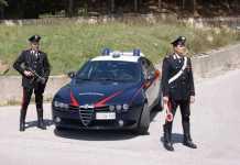 Aveva 2 pistole, una carabina ed un machete: fermato Domenico Gullì