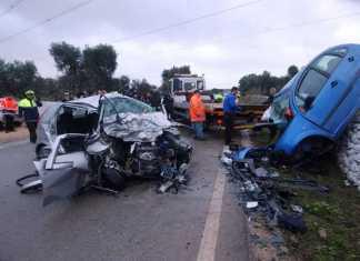 incidente stradale a3 lamezia terme