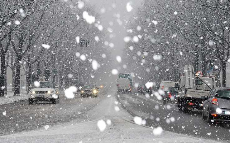 Pioggia, vento e neve. Torna il maltempo dopo sole a Natale
