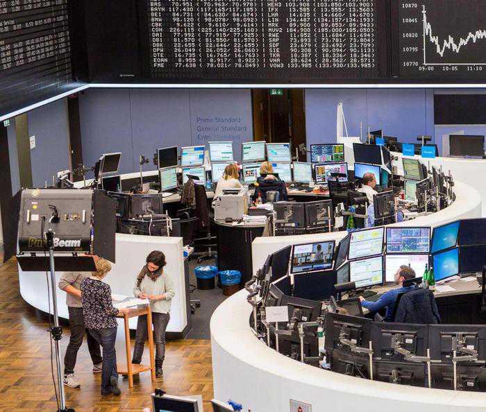 Il mercoledì nero in Borsa. Bruciati 233 miliardi in Ue