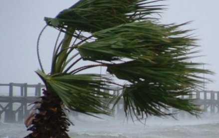 Maltempo in Calabria, vento forte in tutta la regione. Disagi