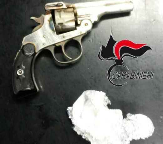 Arma e droga, arrestato Vincenzo Bruno a Reggio Calabria
