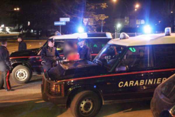operazione anti 'ndrangheta clan Gioiosa Ionica Reggio Calabria