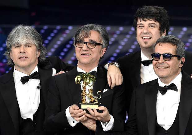 Stadio vincono la 66esima edizione del Festival di Sanremo