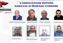 arrestati Mariano Comense
