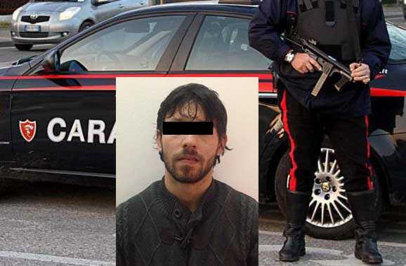 Arrestato Florin Lacatus, latitante rumeno pluripregiudicato