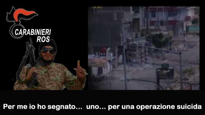 operazione anti terrirismo roma contro isis