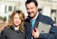 Salvini e Meloni insieme anche a Torino. Berlusconi riflette