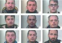 Blitz anti droga a San Felice a Cancello (Caserta). 10 arresti