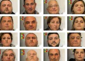 arrestati sistema Reggio Calabria clan De Stefano