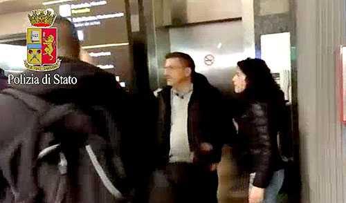 Arrestato a Valentia il latitante di 'ndrangheta Antonio Gallace