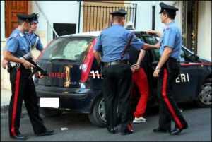 Botte da orbe al figlio. Padre violento - arresto rende luca romio - in manette a Cosenza rende - Brancaleone, Giovanni Bevilacqua tentato omicidio