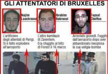 Attentati Bruxelles, l'uomo col cappello è Faysal Cheffou