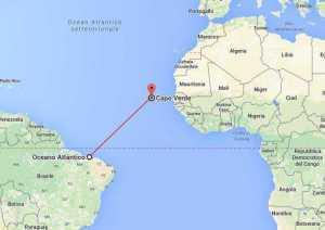 Cocaina in barca a vela dal Brasile a Capo Verde. 6 arresti