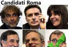 candidati primarie centrosinistra Giachetti Valente