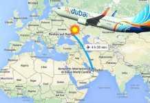 Si schianta in Russia il Jet FZ981 Dubai Rostov sul Don. 62 morti