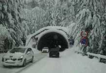 Maltempo, allerta arancione in Calabria. Pioggia, vento, neve