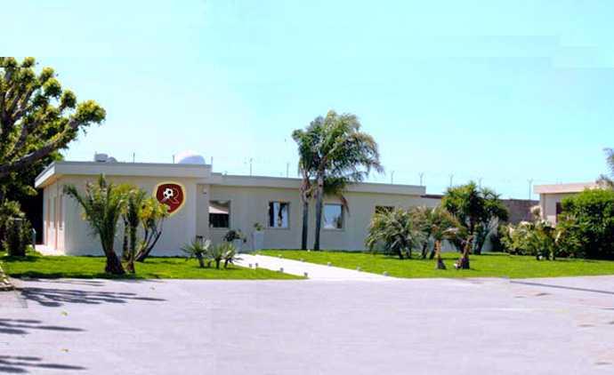 centro sportivo sant'agata