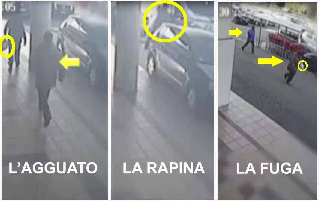 Assalto al portavalori di Zumpano. Presi i due banditi