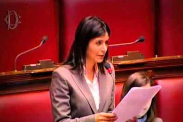 """Inchiesta Petrolio, M5S: """"Guadagni lobbies pagati da calabresi"""" Federica Dieni in foto"""