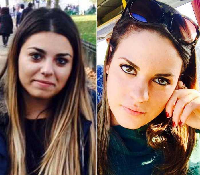 Filomena Santoro e Ida Oliva