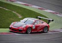 Il pilota calabrese Simone Iaquinta correrà con Porsche