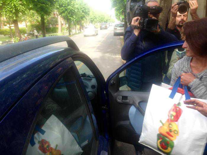 L'infermiera Fausta Bonino lascia il carcere di Pisa