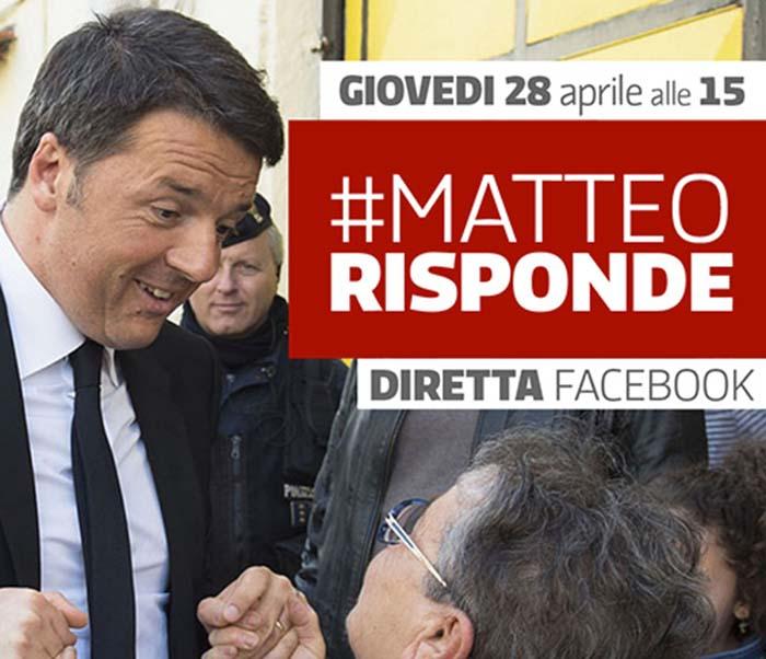 """Matteo Renzi sabato a Reggio. """"Un patto per la Calabria"""""""