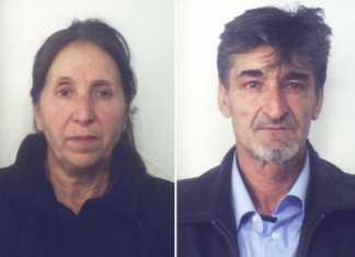 Rosa Bevilacqua e Antonio Scicchitano arrestati a Crotone per detenzione di Droga