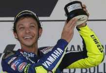 Valentino Rossi vince il MotoGp di Spagna a Jerez