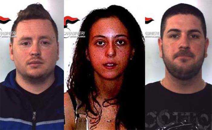 Processo Eclissi, condanne e arresti per associazione mafiosa Francesco Di Bella, Viktoriya Trifonova Georgeva e Jhonny Pantano