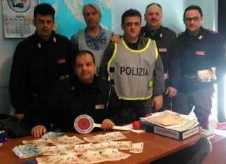 Lagonegro, 2.800 euro di banconote false. Due denunce