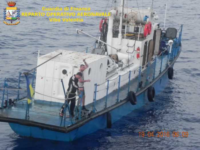 Fermati 3 scafisti dello sbarco di migranti a Reggio Calabria