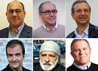 Candidati Cosenza elezioni amministrative 2016