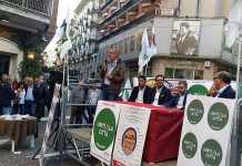 Presentate in centro due liste a sostegno di Carlo Guccione