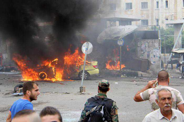 Kamikaze Isis in Siria, oltre 100 morti