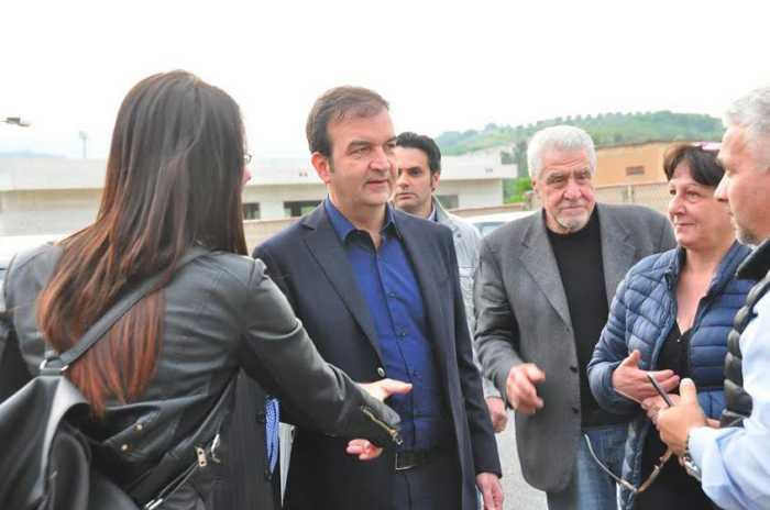 Mario Occhiuto campagna elettorale 2016