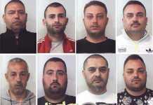"""Marcianise, 18 arresti per droga tra """"sciossinisti"""" Amato Pagano Droga"""