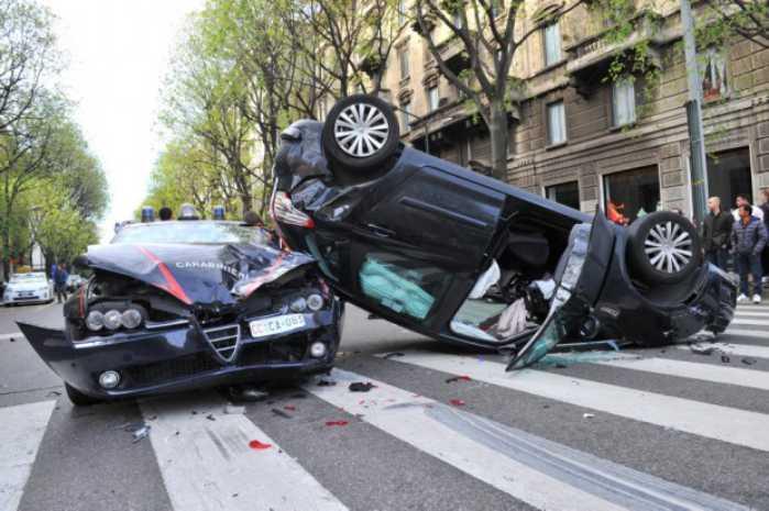 Brancaleone, scontro tra auto e gazzella Carabinieri. Un morto Pasquale Scarano