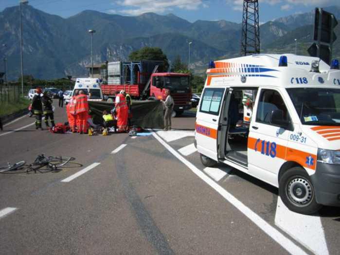 Incidente stradale sulla ss 18. Un morto e due feriti a San Nicola Arcella