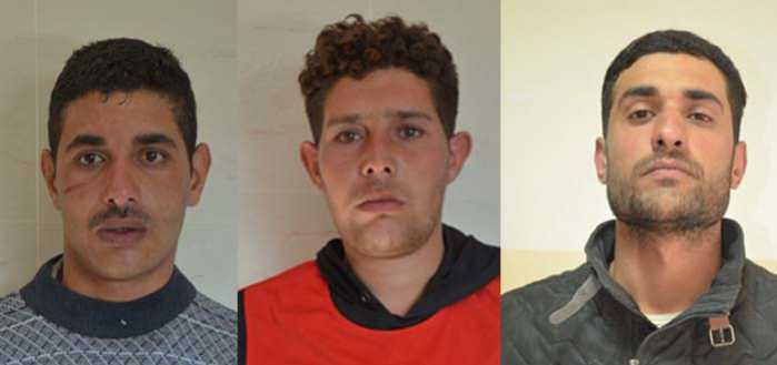 scafisti Ahmed  Salah, Hamada Muhammad, Ahmed Howeg