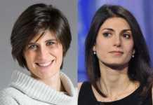 Chiara Appendino e Virginia Raggi entrambe al ballottaggio per il M5S a Torino e Roma