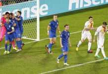 """La Croazia batte la Spagna ed è """"spareggio"""" agli ottavi con l'Italia"""