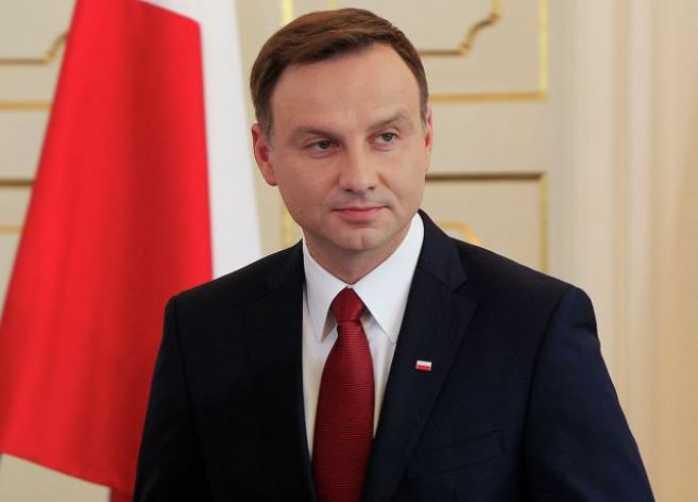 Il presidente della Polonia Duda in Italia per scavi Pompei