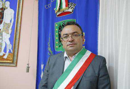 il neo sindaco di Platì Rosario Sergi