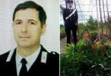 Silvio Mirarchi, il maresciallo dei carabinieri ucciso a Marsala