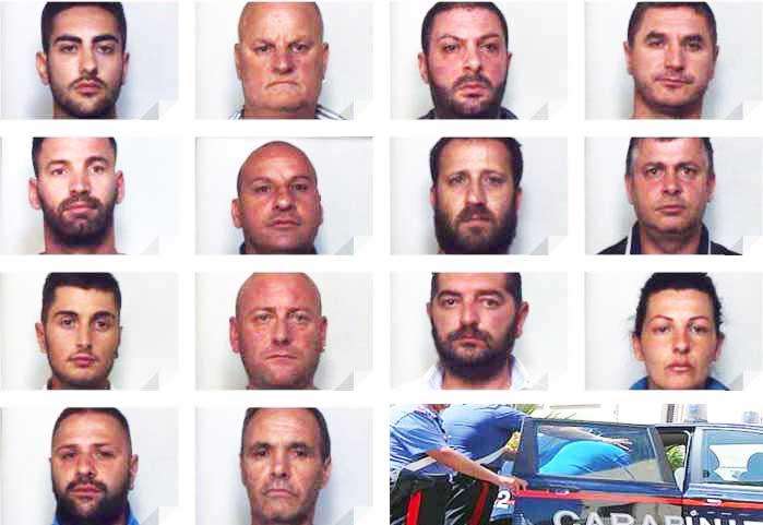 Arrestati carabinieri di Caserta