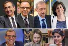 Candidati nella grandi città ballottaggio