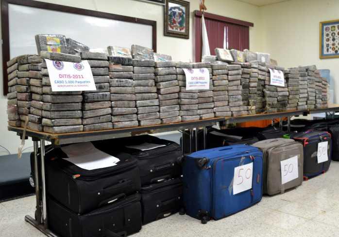 Sequestrati 300 chili di cocaina a Gioia Tauro. Valore 50 mln